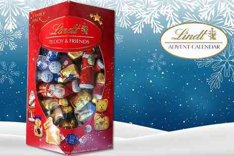 Eurovista2010 - Lindt Teddy & Friends 400g family pack - Save 67%
