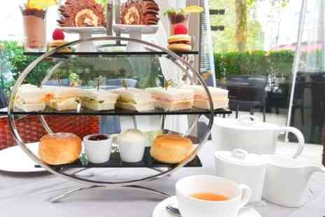 Xenia Hotel - Chocolate Delight Afternoon Tea with Glass of Prosecco for Up to Eight - Save 57%
