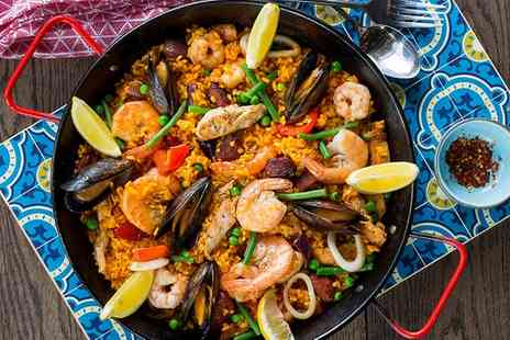 La Tasca - £25 Toward Tapas and Drinks - Save 40%