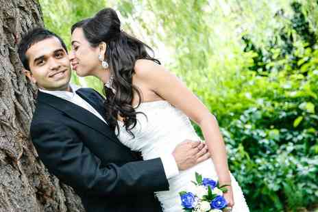Ravi Tanna Photography - Four or Eight Hour Wedding Photography Package - Save 67%