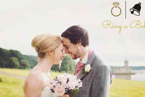 Ring a Bell - Wedding Video Package with a Usb or Three DVDs - Save 54%
