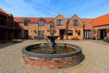 Norton Lodge - Two night Lincoln country stay for two, including breakfast - Save 47%