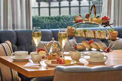 Roba - Afternoon tea with a bottle of Prosecco for two - Save 51%