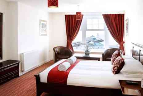 Park Central Hotel - Bournemouth sea view stay with meals - Save 0%
