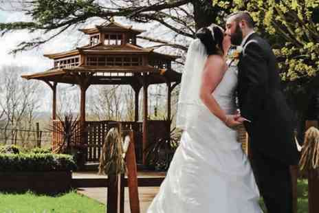 The Oriel Country Hotel & Spa - Evening Wedding Package for Up to 75 Guests - Save 0%