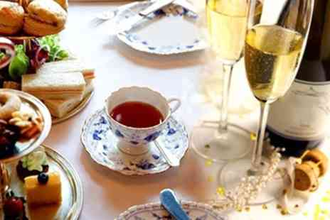 Lion Rock Tea Rooms - Festive Afternoon Tea for Two or Four - Save 64%