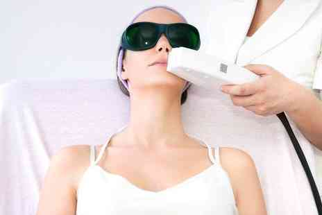 The Acculaser Medispa - IPL ELight skin rejuvenation treatment - Save 67%