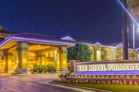 The Hotel Fullerton Anaheim - Disneyland Area Hotel Stay with Breakfast and Parking - Save 0%