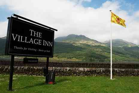 The Village Inn - One or Two Nights Stay for Two with Breakfast - Save 0%
