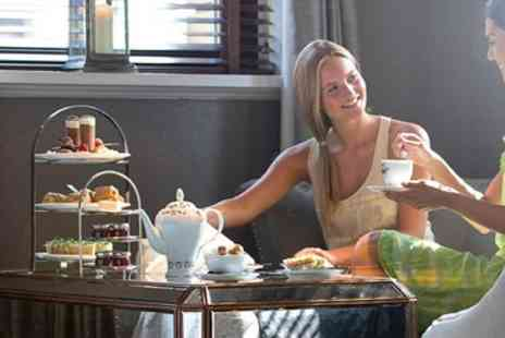 Stonehouse Court Hotel - Afternoon tea & bubbly for 2 - Save 57%