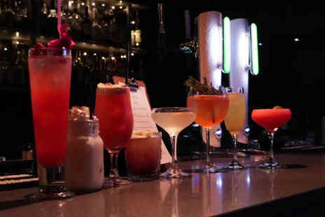 Berry St Bar & Kitchen - Four cocktails to share between two - Save 63%