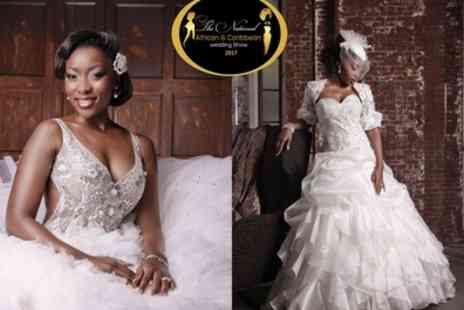National African & Caribbean Wedding Show - One, two or four tickets to the National African & Caribbean Wedding Show on 11 November - Save 39%
