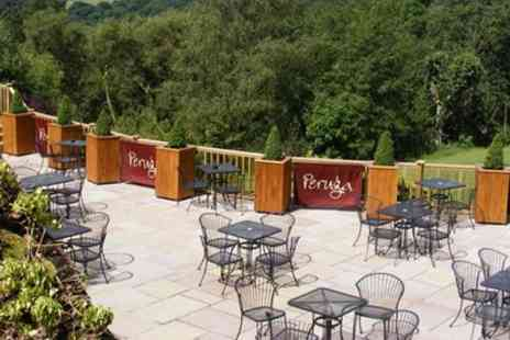 Peruga at Woodheys - Steak Meal with Prosecco for Two or Four - Save 53%