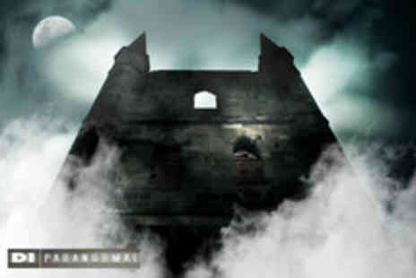 DI Paranormal - Ghost hunt at The Commercial Inn, Chesterfield - Save 60%