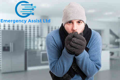 Emergency Assist - One year of home emergency boiler cover - Save 67%