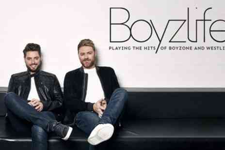 Boyzlife - One Standing or Unreserved Seating Ticket on  6 To 8,10 To 14 and 18 December 2017 - Save 20%
