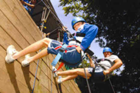 PGL Adventure Holidays - Seven night kids UK Multi Activity adventure break - Save 75%