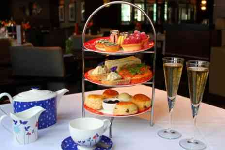 Amba Hotel Marble Arch - Afternoon Tea with Bubbly for Two - Save 59%