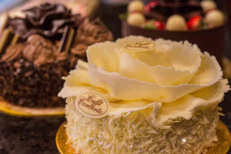 Caffe Concerto - Choice of celebration cake choose from five flavours - Save 39%