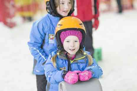 Chill Factore - Tickets to Santa's Grotto for Child and Accompanying Adult - Save 32%