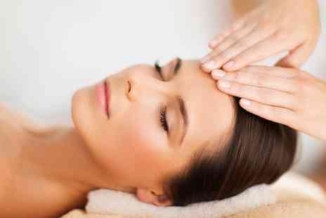 Isis Beauty Clinic - Indian Head Massage, Revitalising Facial or Both - Save 0%