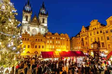 Inspired Luxury Escapes - Prague luxury 3 night 5 star break with upgrade - Save 0%