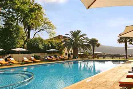 Inspired Luxury Escapes - Luxury Madeira 7 night 5 star escape - Save 0%
