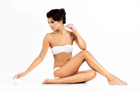 Ginas Beauty - Six sessions of IPL hair removal on one area - Save 86%