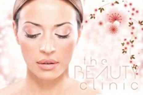 The Beauty Clinic - Facial and Eyebrow Shape - Save 67%