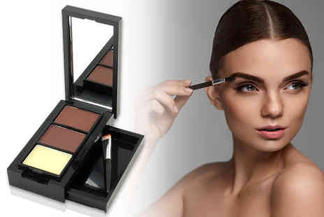 Alvis Fashion - Professional eyebrow kit - Save 80%