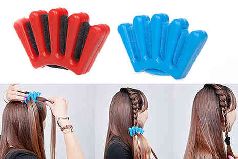 Alvis Fashion - French braiding tool - Save 80%