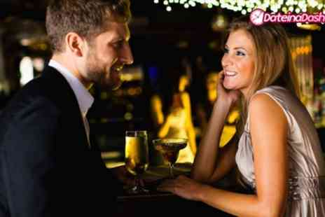 DateinaDash - Speed Dating or Singles Party for One or Two - Save 65%
