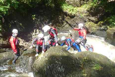 Action Adventure Activities - Three Hour Canyoning Experience for One or Two - Save 51%