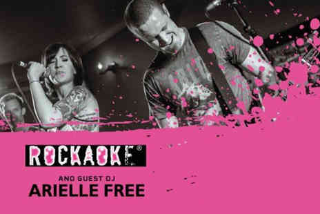 London Stadium Tours - Ticket to Rockaoke with guest Dj Arielle Free - Save 36%