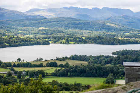 The Mortal Man - Overnight Lake District stay for two people with continental breakfast - Save 41%