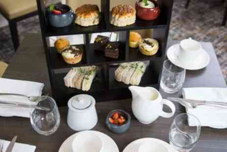 Crowne Plaza Basingstoke Hotel - Afternoon Tea with Optional Prosecco for Two or Four - Save 53%