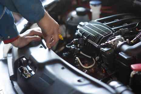 CW Service Centre - Winter Car Service with Oil and Filter Change Plus Optional Engine Diagnostic Check and Mot - Save 0%