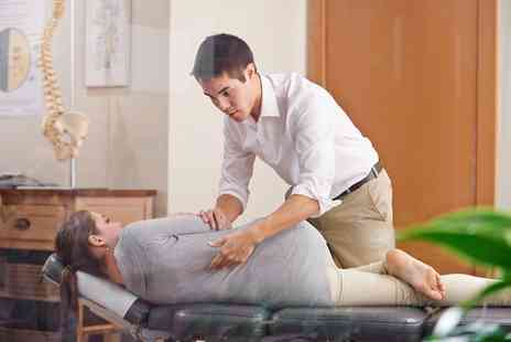 Advanced Chiropractic & Physiotherapy - One or Two Chiropractic Treatments with a Consultation - Save 76%