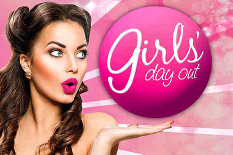 PSP Publishing - Girls Day Out Friday ticket on Friday 1st December including two cocktails and a goody bag - Save 25%