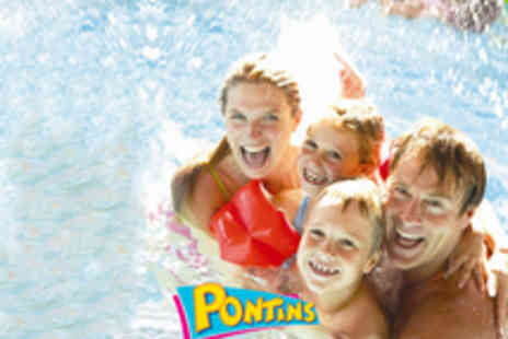 Pontins Holidays - Pontins 3 or 4 Night Coastal Break for up to 4 - Save 74%