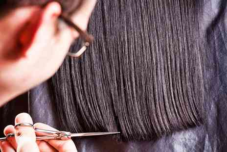 Lewis Moore Salons Streetly - Cut, Blow Dry and Condition with Optional Half Head Highlights - Save 55%