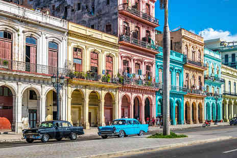 Havana Homestay - Five Star Cultural Cuban Tour & All Inclusive Beach Stay - Save 88%