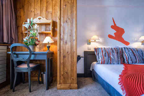 Hotel Courcheneige - Three Star Newly Renovated Chalet & Spa - Save 31%