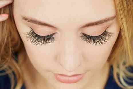 Bellissima Makeovers - Full Set of Eyelash Extensions or an Eyelash Enhancement Treatment - Save 56%