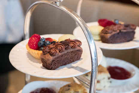 Park Grand Kensington - Chocolate afternoon tea for two with a bottle of sparkling wine - Save 55%
