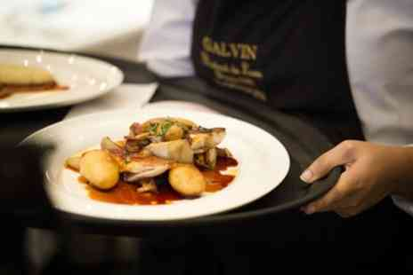 Galvin Bistrot de Luxe - Two Course Lunch or Dinner with Drink - Save 0%