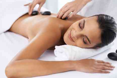 Fusion Life - 60 or 90 Minute Hot Stone Massage - Save 51%