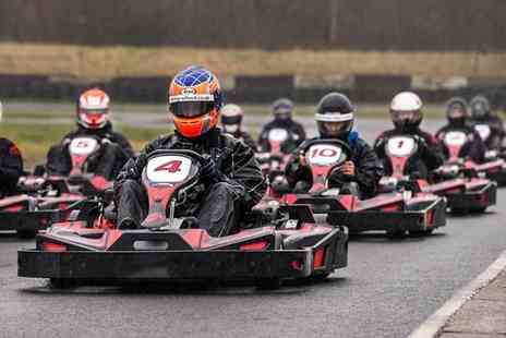 Three Sisters Circuit - 30 Minute Pro Karting Experience - Save 35%