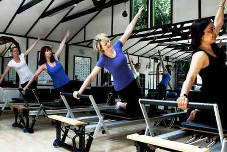 Fit from Within - Up to Ten Pilates Sessions for One or Two or Five One to One Sessions - Save 55%