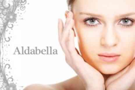 Aldabella - Microdermabrasion Facial and Manicure - Save 66%